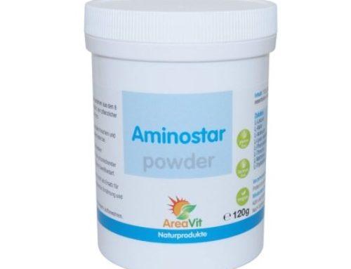 Aminostar mit 8 essentiellen Aminosäuren